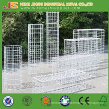 Hebei Jinshi Gabion Direct Factory 100X30X30cm Welded Gabion Hot Galvanized Gabion